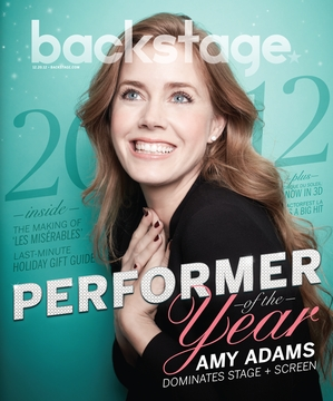 Issue Preview: Amy Adams Is Backstage's Performer of the Year