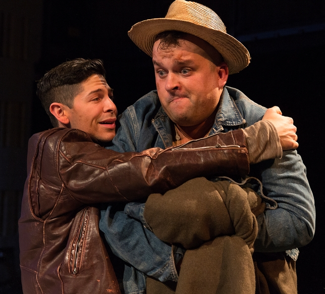The Acting Company's 'Of Mice and Men' Packs a Punch
