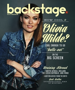 Olivia Wilde On the Cover of Backstage This Week!