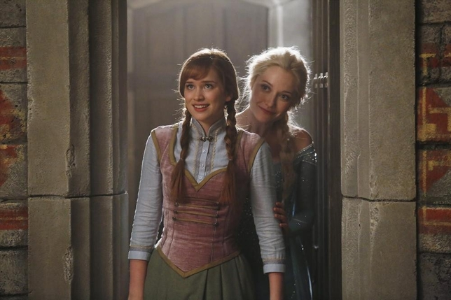 1 Way to Achieve Magical Casting for 'Once Upon a Time'
