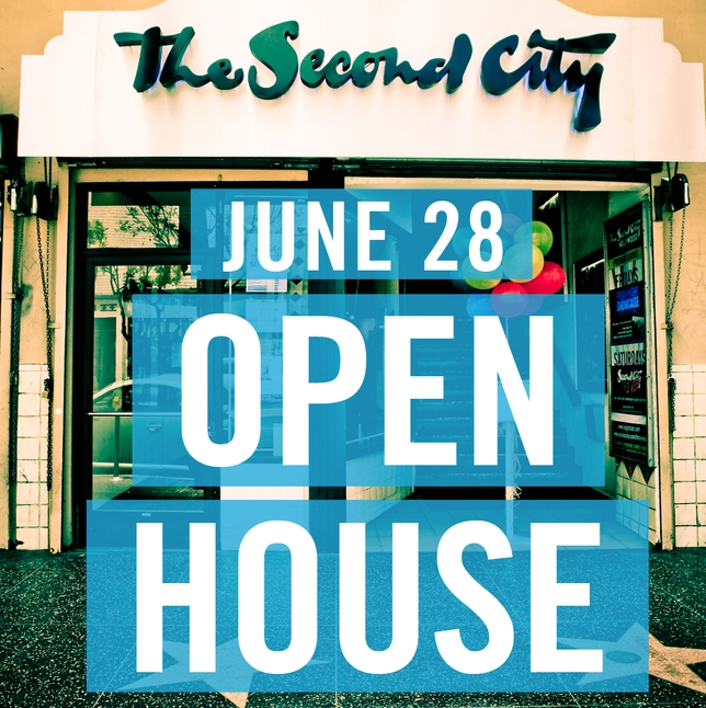 Second City's Hollywood Branch to Hold Open House