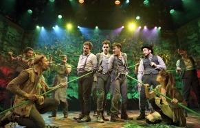 'Peter and the Starcatcher' Flies Off-Broadway