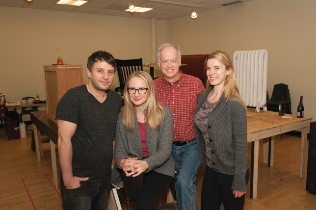 6 Tips From Actor-Playwright Halley Feiffer
