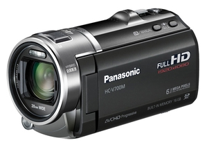 Shoot Great Video with Panasonic HC-V700
