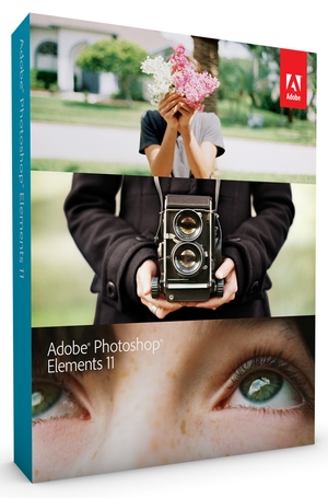 Adobe Photoshop Elements 11 Offers Affordable Editing Software for Your Headshots