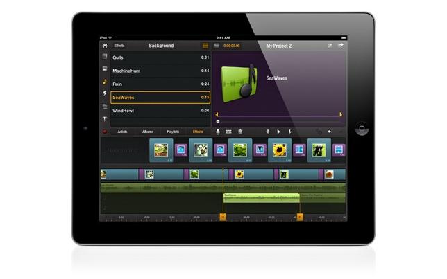 Pinnacle Studio 2.0 is the iPad's Best Video Editor