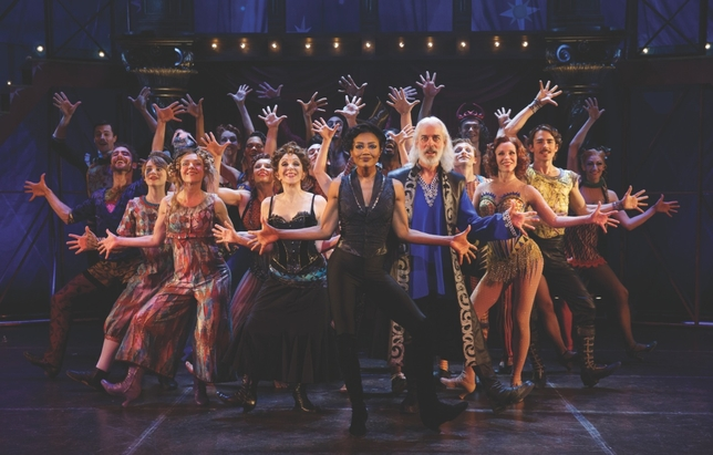 'Pippin,' 'Kinky Boots' Lead Outer Critics Circle Winners