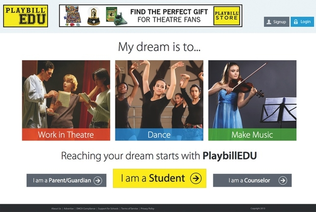 Playbill Helps Students Pick the Right Performing Arts College