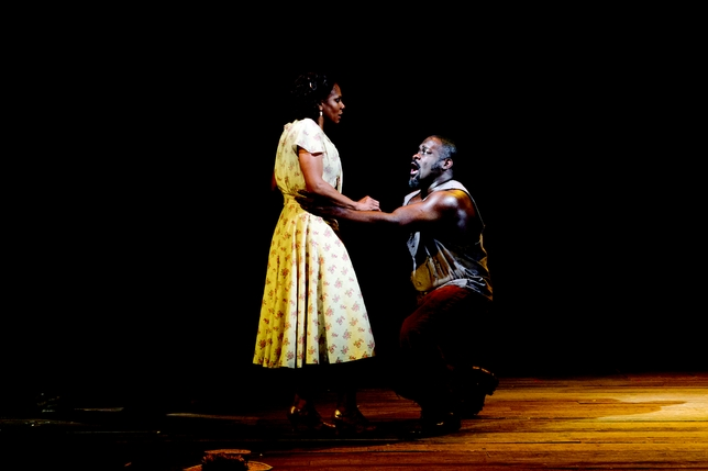 'Porgy and Bess' Goes on Tour, Offers Jobs for African-American Actors