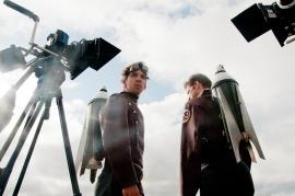 Seattle Filmmakers Trying to Launch 'Rocketmen'