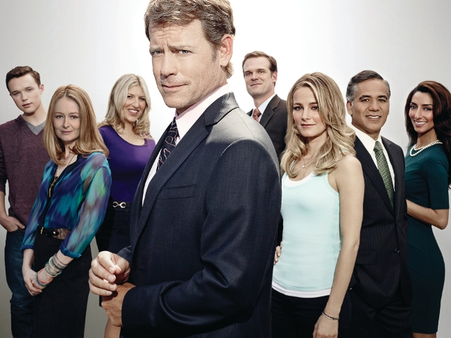 The Magical Casting Process for Fox's 'Rake'