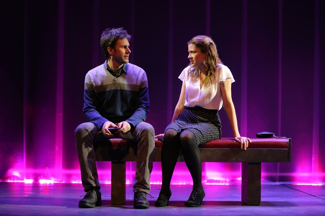 6 Tips On Doing Theater From 'Reasons To Be Happy' Star Jenna Fischer