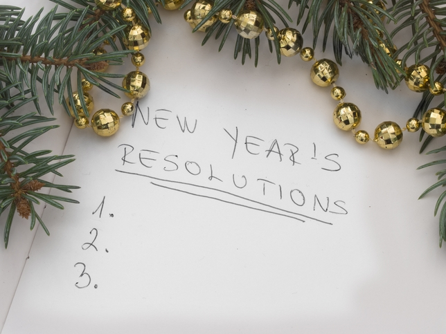 12 New Year's Resolutions Actors are Sick of Making