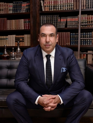 8 Questions with...Rick Hoffman