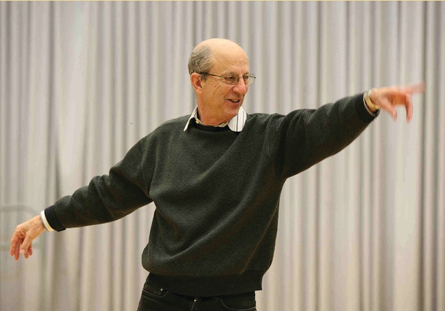 Theater Expert Robert Cohen's 4 Tips for Getting Onstage
