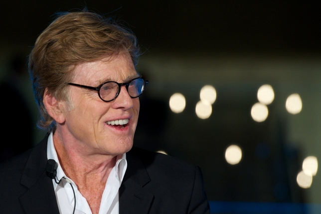 Robert Redford Supporting New N.M. Scholarships