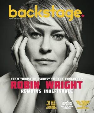 Robin Wright Has a Better Agent Than Robin Wright in 'The Congress'