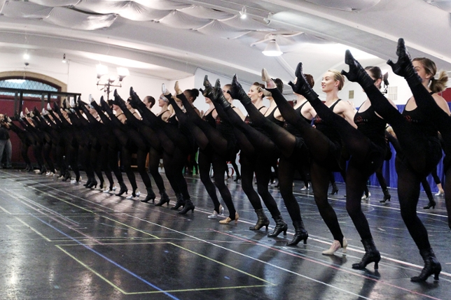 The 1 Word That Embodies the Rockettes