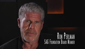 Watch Ron Perlman's PSA for SAG Foundation's Sandy Relief Fund (Video)