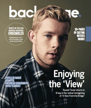 Russell Tovey Juggles B'way and 'Looking'
