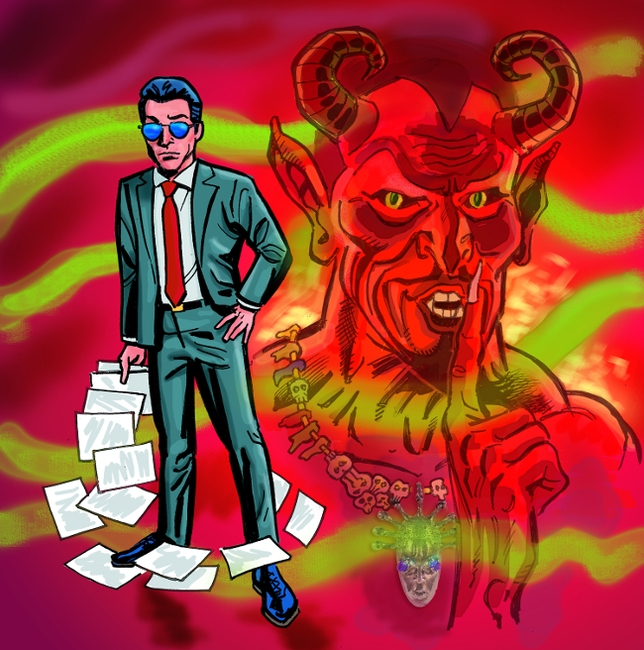 Is Your Agent the Devil?