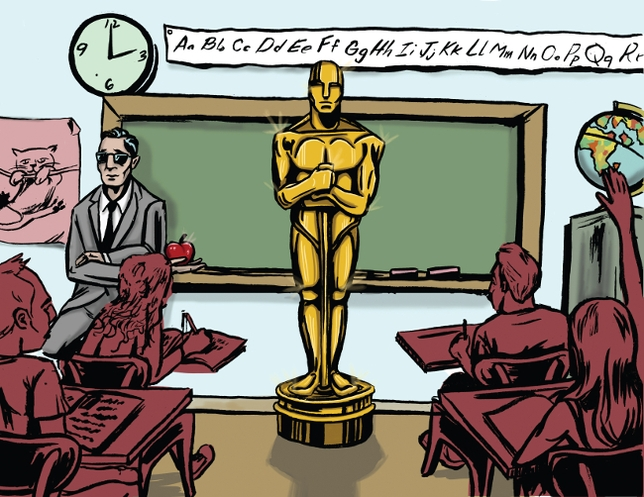 The 1 Piece of Training Oscar Nominees Have in Common