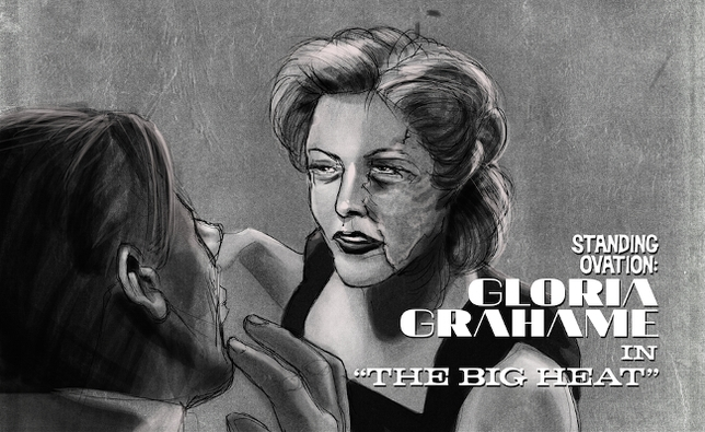Gloria Grahame Provides the Sizzle in 'The Big Heat'