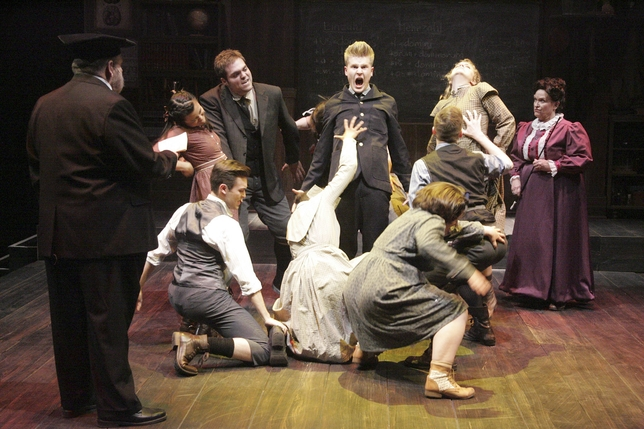 Frank and Raw, 'Spring Awakening' Is Extraordinary