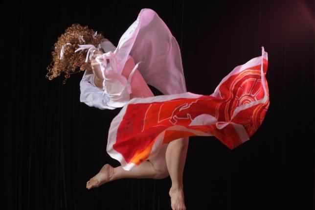 NY Review: 'Saharava: A Ritualized Dance-Opera'