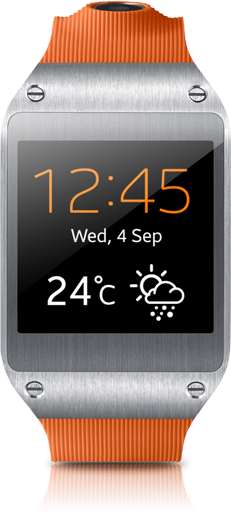 Samsung Galaxy Gear Smartwatch Is Not Ready Yet