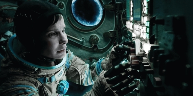 Sandra Bullock Defies 'Gravity' (and What She Knew About Acting)