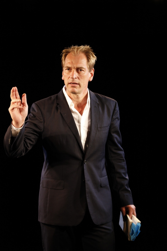 In 'A Celebration of Harold Pinter,' Julian Sands Is Warm, Witty, and Winning