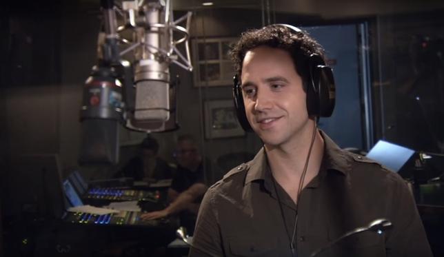 WATCH: Santino Fontana Sings His 'Frozen' Audition