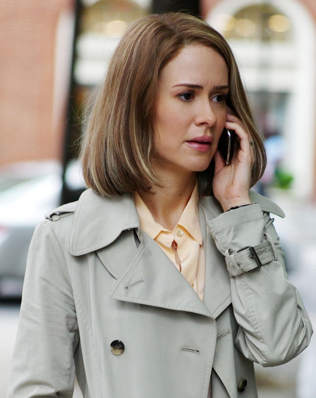 Sarah Paulson Talks 'Game Change' and Her Emmy Nom