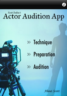 Actor Audition App Is An Acting Coach on Your Smartphone