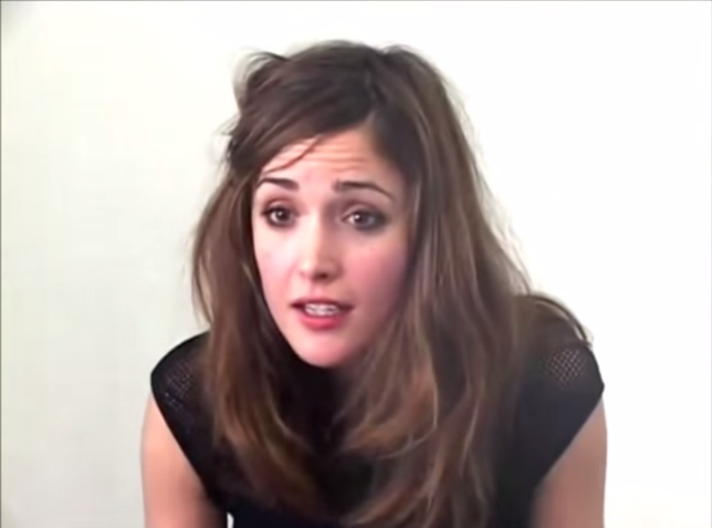 WATCH: Rose Byrne Audition for 'Get Him to the Greek'