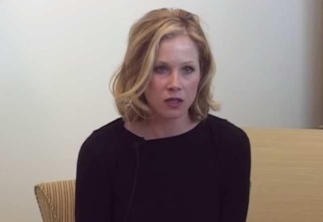 WATCH: Christina Applegate Audition for 'Anchorman'