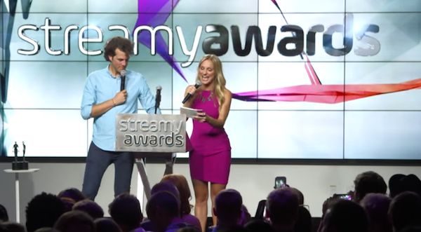 5th Annual Streamy Awards Winners Announced