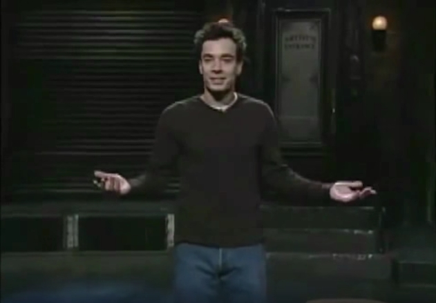WATCH: Jimmy Fallon Audition for 'Saturday Night Live'