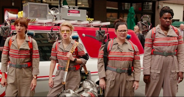 WATCH: 'Ghostbusters' Is Back With Kristen Wiig, Melissa McCarthy