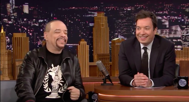 WATCH: Ice T Shows Off His Voiceover Skills