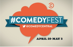 Comedy Central and Twitter Team Up for #ComedyFest