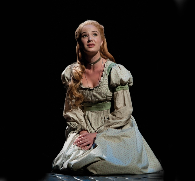 Sierra Boggess Returns to London as Fantine in 'Les Misérables'