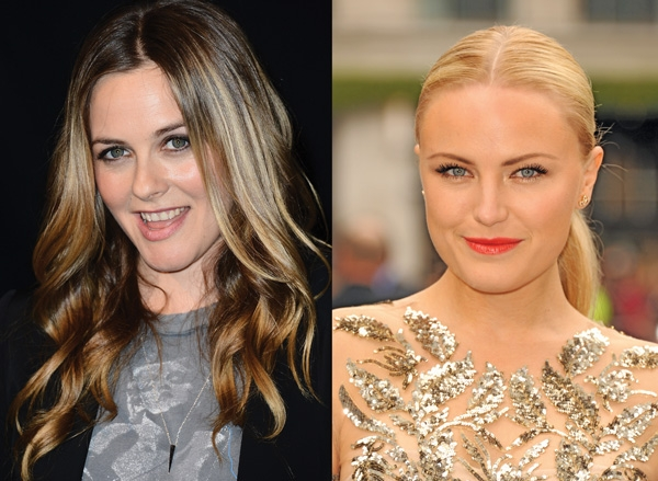 Alicia Silverstone and Malin Akerman Land New Roles
