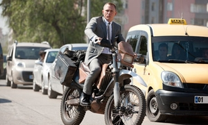 'Skyfall,' 'Lincoln' Reviewed