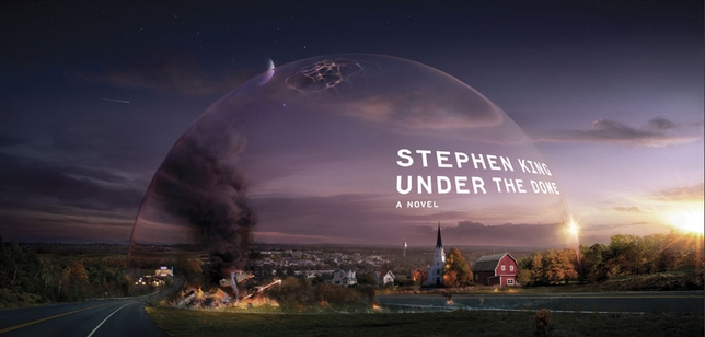 Stephen King and Steven Spielberg Go 'Under the Dome' for CBS Series