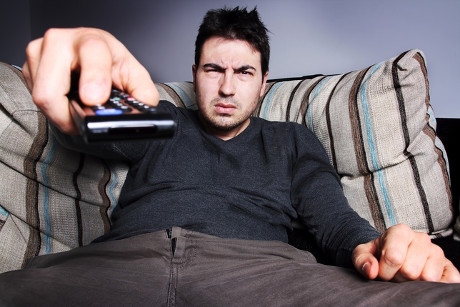 The 9 Stages of Binge-Watching a New Show