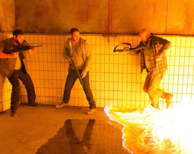 Danny Maze's 4 Tips on Stunt Work