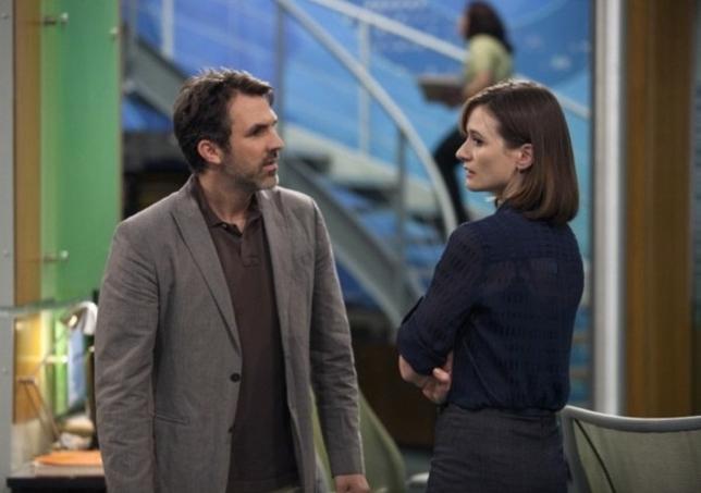 'The Newsroom' Recap: Episode 9, 'The Blackout Part II: Mock Debate'