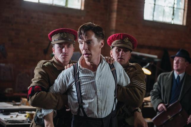 How Benedict Cumberbatch Became Alan Turing